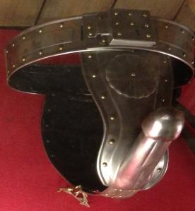 Man's chastity belt