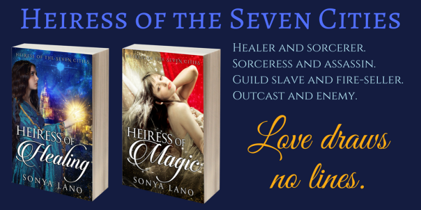 Heiress of the Seven Cities
